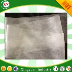 diaper raw material hot air nonwoven