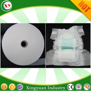 Tissue paper roll use for hygine product