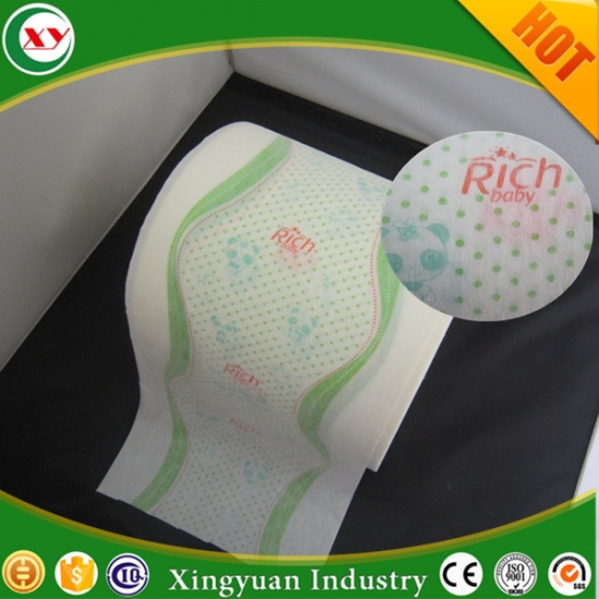 Raw materials Breathable Lamination Film for baby diaper backsheet