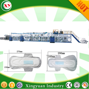 Sanitary Napkin Machine