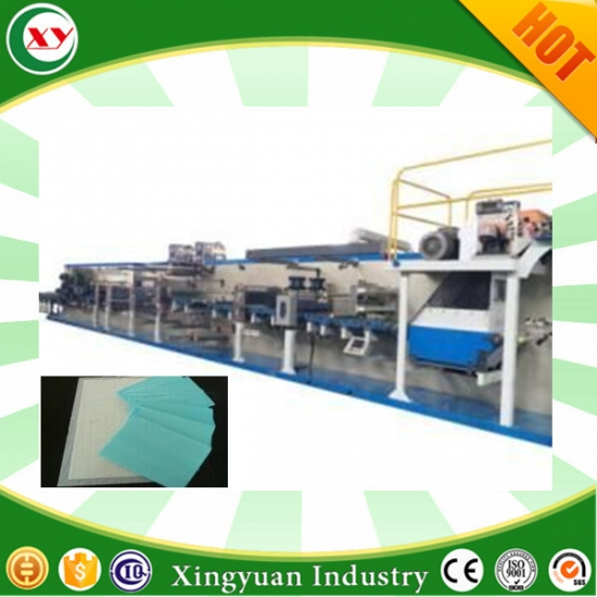 underpad manufacturing machine