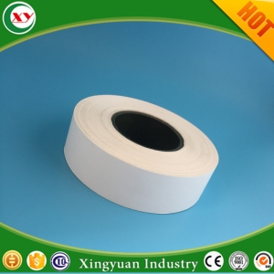 Reseal tape for lady pad packing