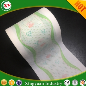 Full Laminated PE film for Sanitary