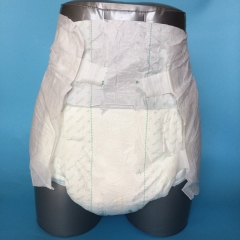 PP tape adult diaper