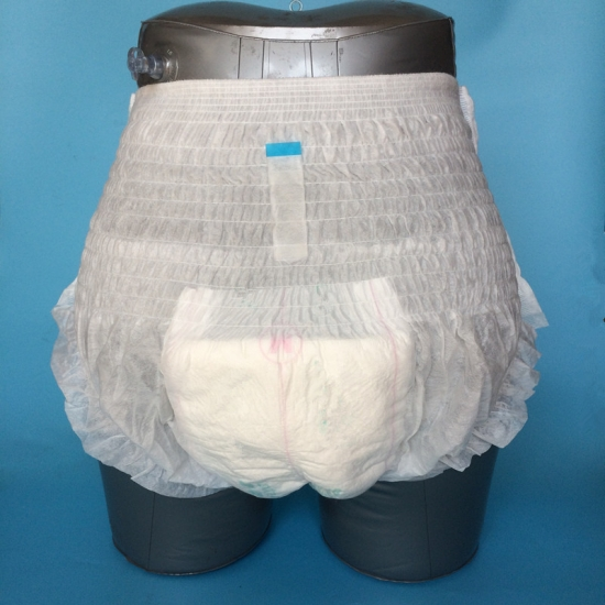 Pull up diaper panties for adult