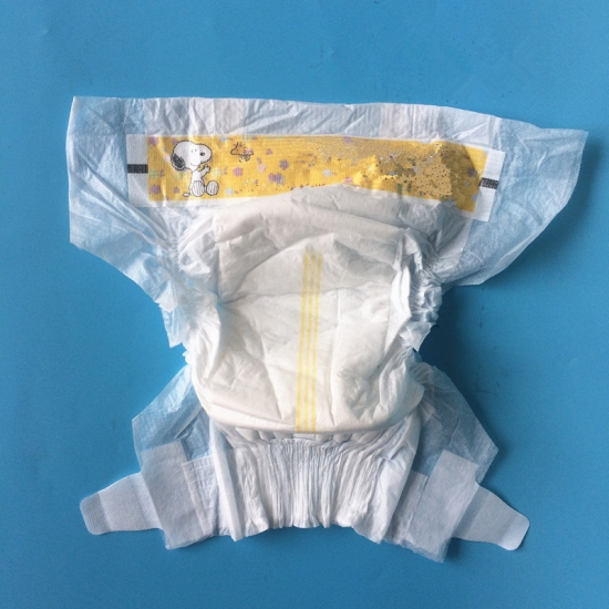 Super Soft Baby Diaper for 5-15kgs Babies